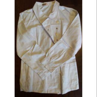 (二手)護理師制服  長袖上衣