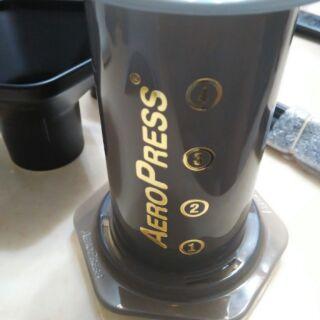 美國Aeropress愛樂壓Coffee Maker (附贈350張濾紙)