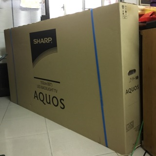 SHARP LC-60U33T 60吋 液晶平板電視 顯示器 4K USB 雙HDMI 內建 HI-HD數位電視選台器