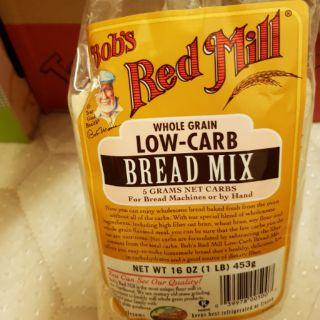 Bob's 低碳麵包預拌粉 生酮