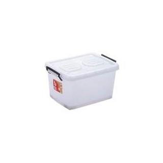 C加爾發C大款滑輪整理箱 D800 掀蓋收納箱 透明萬用箱 玩具箱 置物箱 HOUSE
