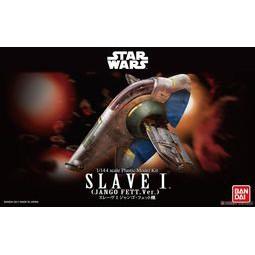 《密斯特喬》 萬代 BANDAI 星際大戰 STARWARS 1/144 奴隸1號 強格·費特Ver.