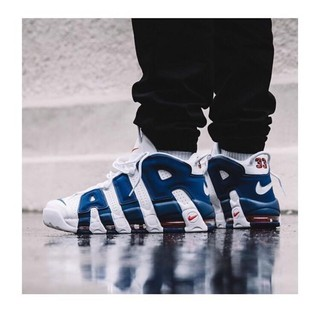 Nike Air More Uptempo 白藍