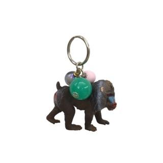 喜感狒狒鑰匙圈