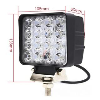LED貨車燈/工作燈12V/24V 48W