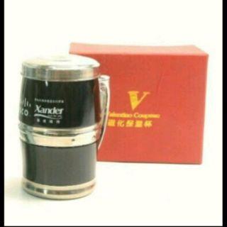 超便宜,Valentino Coupeau 磁化保溫杯