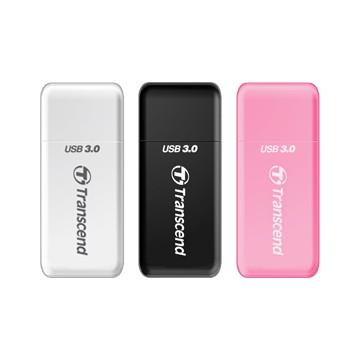創見 TRANSCEND RDF5 USB 3.0 讀卡機 兩年保固 F5 讀卡機 CARD READER