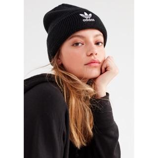 美國代購~Adidas originals Trefoil ll Knit Beanie 愛迪達毛帽