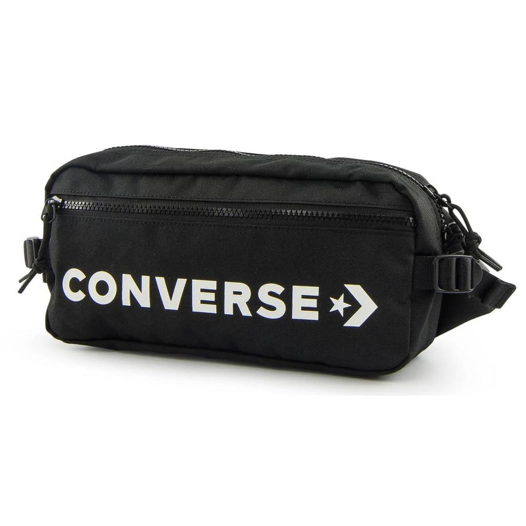 CONVERSE 基本款 腰包 側背包 斜背包 10006946-A01