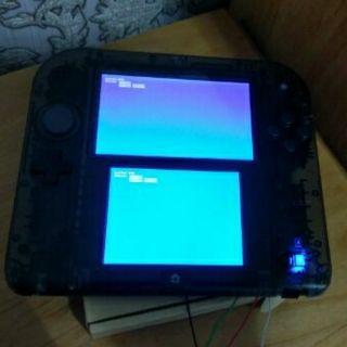 『2DS改機』改機 2DS 主機 11.2 硬降 A9LH v2 免卡 救磚 GW 破解 3DS 3dsll 寶可夢
