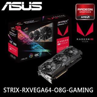 ASUS STRIX RX VEGA64 O8G
