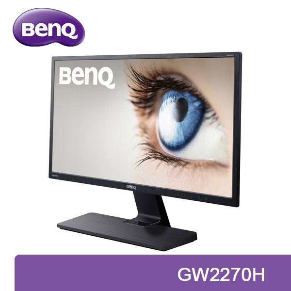 〔折扣碼〕BenQ GW2270H 22型 VA 螢幕 明基 廣視角 不閃屏 雙HDMI 低藍光 一年無亮點保【每家比】