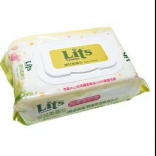 Lits濕紙巾(80抽)