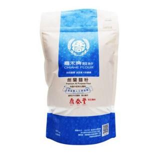 嘉禾麵粉劍蘭中筋粉心麵粉1kg