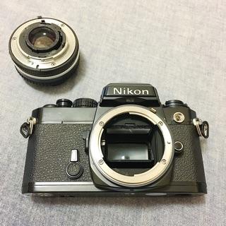 nikon FE 底片相機