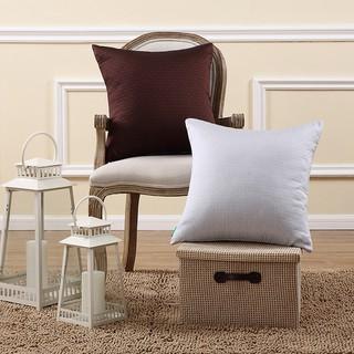 松樹林冬季家用沙發靠墊套50*50 50*35辦公室抱枕客廳臥室抱枕%23322