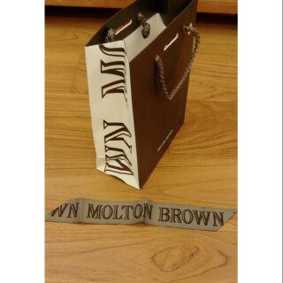 MOLTON BROWN英國名牌紙袋