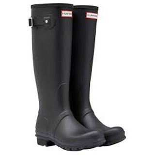 Hunter Boots Original Tall Boots 黑色