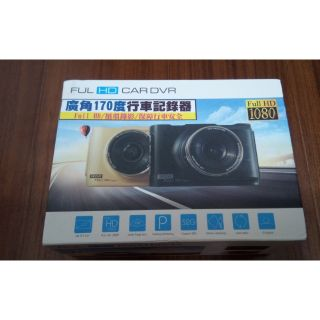 WDR 行車記錄器 full hd 1080p car dvr