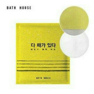 Miss Muah韓國預購 Bath house去角質面膜