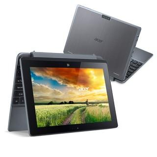 【Acer 福利品】One 10 S1002-17GF 十吋 四核心 平板筆電二合一 (N15P2) -銀灰 含稅附發票