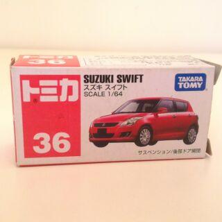 Tomica SUZUKI SWIFT 絕版