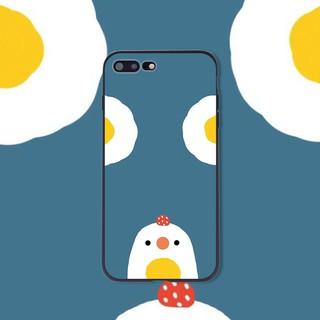療癒系小雞 晨之美荷包蛋 iphone蘋果手機殼