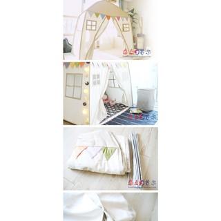 【韓國進口】Golden baby兒童大型帳篷/室內外游戲屋/游戲房子