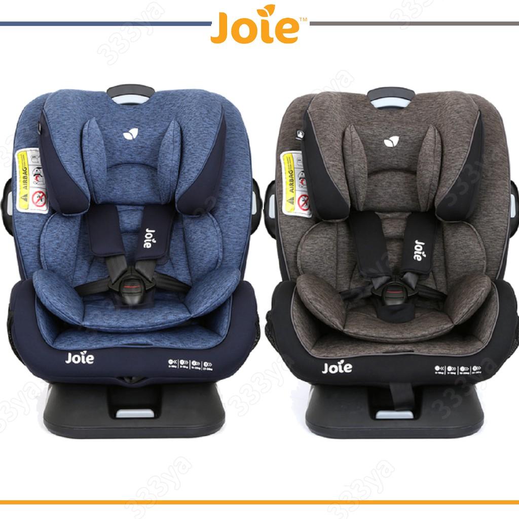 奇哥Joie Every Stage Fx ISOFIX 0-12歲全階段汽車安全座椅-藍/灰