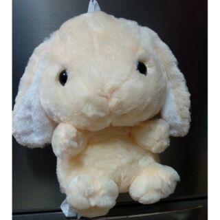 40公分 長耳 絨毛 兔包 兔 背包