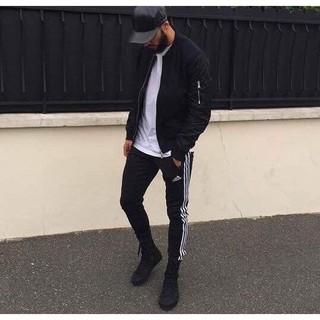 【YC.select】Adidas 愛迪達 Tiro Pants 運動褲 AX6087 新款 三線褲 窄管