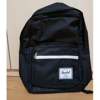 Herschel pop quiz 黑色大容量後背包