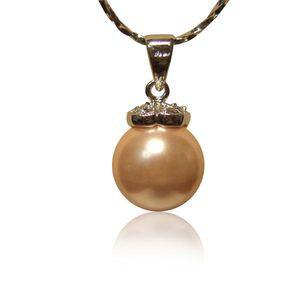 【小樂珠寶】散發百分百魅力,頂級3A海水日本AKOYA珍珠項鍊 (南洋珠,日本AKOYA珍珠專賣