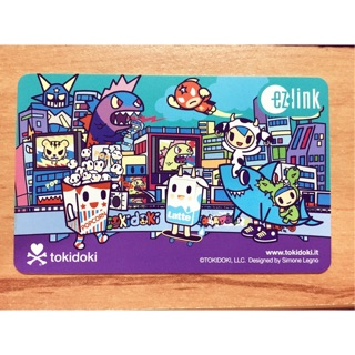 新加坡交通卡EZ LINK CARD