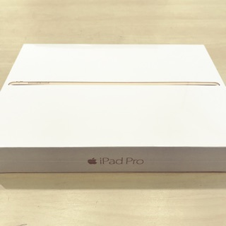 『優勢蘋果』iPad Pro 9.7吋 128G Wifi 全新未拆 金色