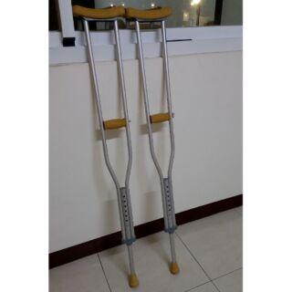 腋下拐杖 / 助行器(可調節高度)