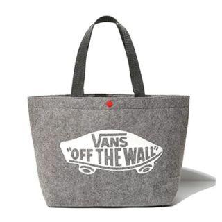 Vans 日雜附錄包 毛氈 手提袋 購物袋 環保袋 潮流 街頭 滑板 極限