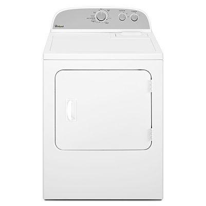 Whirlpool惠而浦 12kg 瓦斯式乾衣機 WGD4815EW 基本安裝+舊機回收(限北北基桃竹苗)
