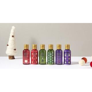 Innisfree 聖誕香氛禮盒沐浴乳 身體乳