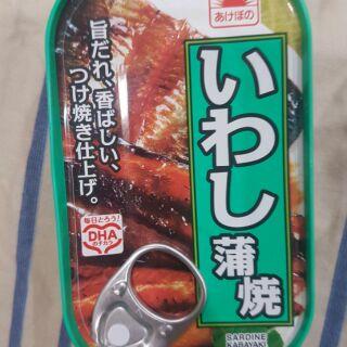 日本帶回)浦燒鰻魚罐頭