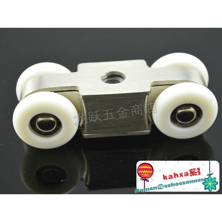 ☀高級不銹鋼木門吊輪滑輪推拉門吊滑輪/移門吊門輪吊軌道滑輪