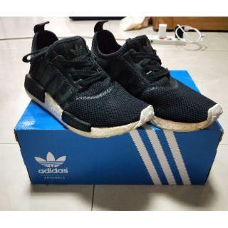 Adidas NMD 黑白