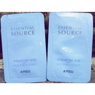A'PIEU 透明質酸保濕面霜 試用包 小樣 現貨