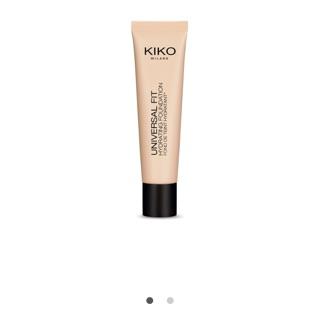 Kiko 保濕遮瑕粉底液 正貨有單 香港代購 22/2回台
