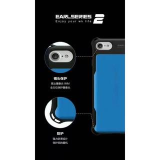 WK 伯爵2 系列 防摔  IPHONE 7+Plus 手機殼 現貨/預購/藍色