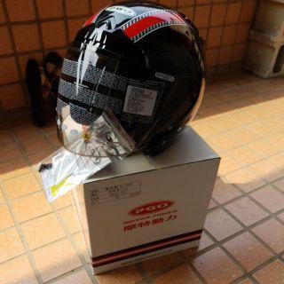PGO ZEUS 609 3/4 安全帽