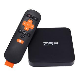 Z68電視盒RK3368 2G / 16G 2.4G + 5G無線網絡KODI