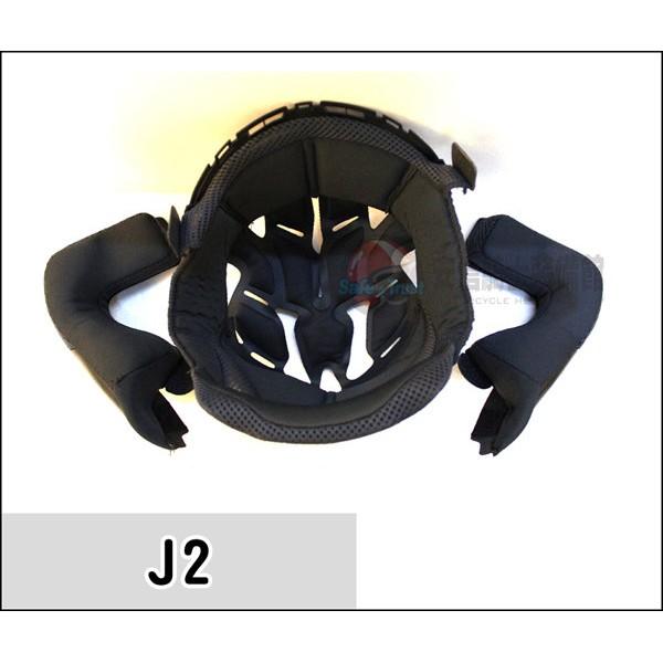[安信騎士] M2R J2 專用鏡片 耳罩 內襯 賣場