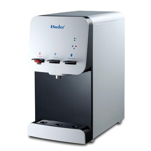 【Buder 普德】三溫按押式桌上型飲水機 BD-3019