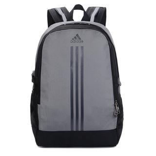 adidas/愛迪達 書包 國中書包 男女款 情侶背包 電腦包 輕便 休閒背包 旅行健身雙肩包